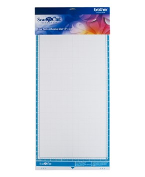 "BROTHER SCAN AND CUT - Low Tack Adhesive Mat 12"" x 24""  CAMATP24"