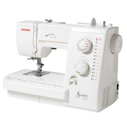JANOME Sewist 625E - On sale Now in store
