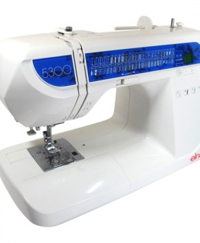 Elna 5300Q Sewing and Quilting Model - Demo Floor model.