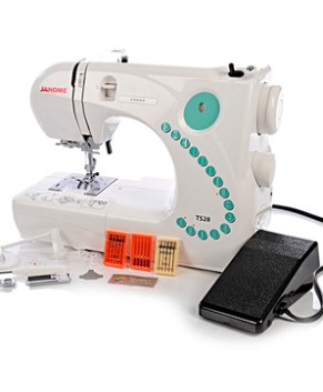 JANOME TS28 TRIM AND STITCH MODEL - OPEN BOX -