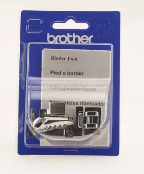 BROTHER SA109 BINDING FOOT - ORIGINAL BROTHER PART