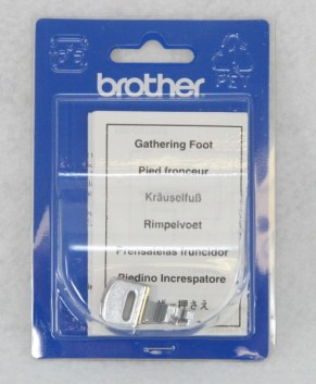BROTHER SA120	Gathering Foot for PS & PC series