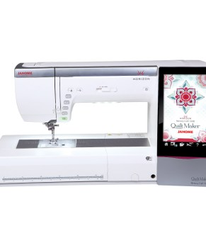 JANOME HORIZON MEMORY CRAFT MC15000 V3 - Quilt Maker