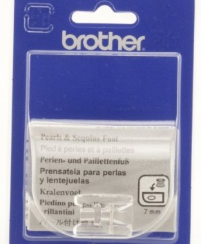 Brother SA150 Pearls Sequins Foot