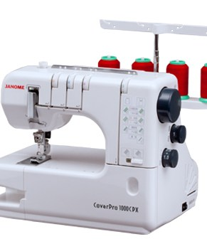 JANOME COVER PRO 1000CPX -