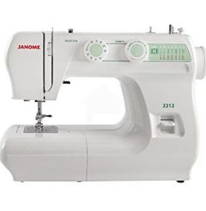 JANOME 2212 - IN STOCK- Perfect for Beginners