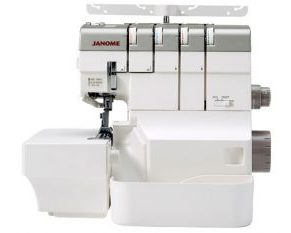 JANOME AT2000D AIR THREADING SERGER- Floor model