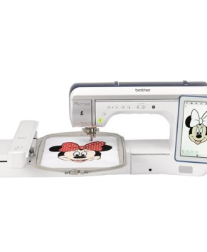 BROTHER XP2 Luminaire Sewing and Embroidery Machine - PRE - ORDER - FEB 2021 ARRIVAL