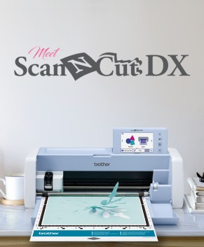 Brother SDX225 ScanNCut DX Innov-ís Edition Model SDX225