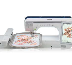 BROTEHR XP1 Luminaire Sewing and Embroidery Machine - $5000 Pre-order BONUS