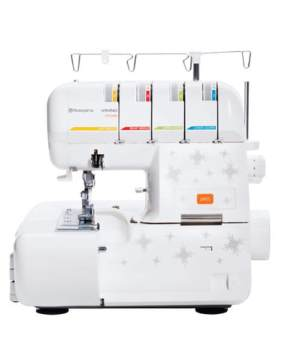 Husqvarna H|Class 250S - Heavy Duty Serger - Easy thread mechanism