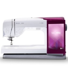 Husqvarna EPIC™ 980Q - Sewing and Quilting model