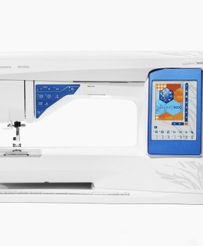 Husqvarna SAPPHIRE 965Q - Sewing and Quilting model