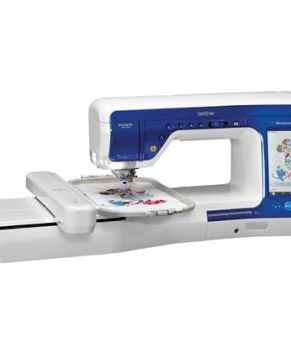 Brother VM6200D Dream Weaver - Sewing and Embroidery - Used