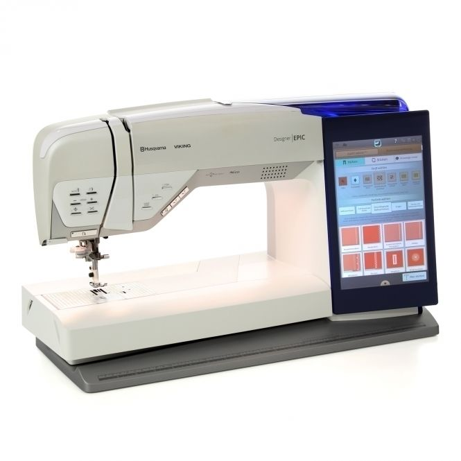 Husqvarna DESIGNER EPIC™ - Sewing and Embroidery model - Nova Sewing Centre dba2ec29d8986