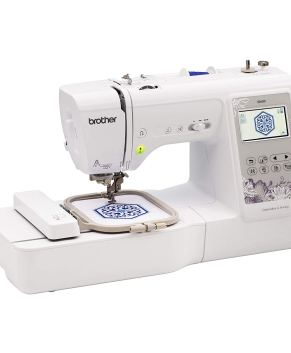 BROTHER SE600 SEWING AND EMBROIDERY MACHINE WITH USB - ONLINE ONLY