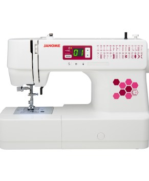 JANOME C30 COMPUTERIZED SEWING MACHINE - OPEN BOX