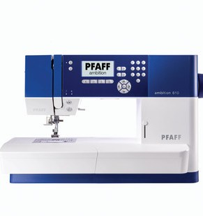 Pfaff ambition™ 610 - NO TAX - IN STOCK