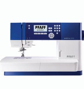 Pfaff ambition™ 610 - IN STOCK
