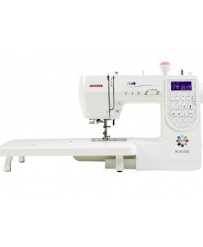 Janome M200 QDC  - 200 Stitches , Quilting Ext. Table and feet included