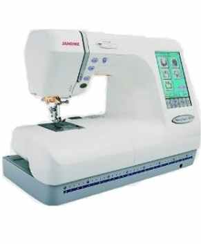 Janome MC10000 USED - Sewing and Embroidery machine  - 1 Year warranty