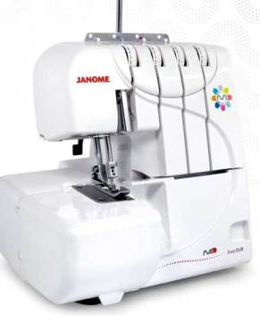 JANOME FOUR DLM SERGER - BLACK FRIDAY SALE - NO TAX