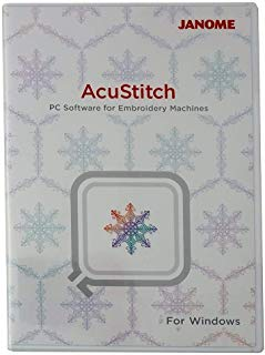 AcuStitch Software