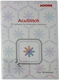 AcuStitch Software
