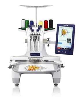 Brother - PR670E 6-Needle Home Embroidery Machine