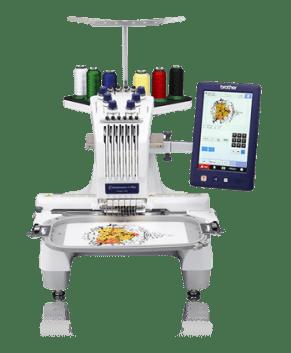 Brother - PR670E 6-Needle Home Embroidery Machine