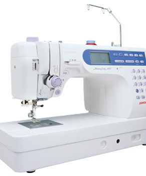 JANOME MC6500P  -  Open Box - Fully warranty
