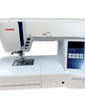JANOME Skyline S6 - PRE ORDER - MARCH ARRIVAL