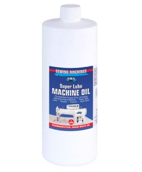 Industrial Sewing Machine Oil 1 Litre Clear