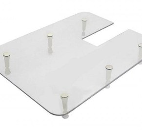 Quilting / Sewing Extension Table For Janome 625E / 525S / 521 Sewist