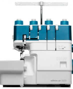 PFAFF® admire™ air 5000 Air Thread Overlock Machine