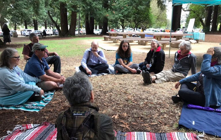The Power of Meditating Together
