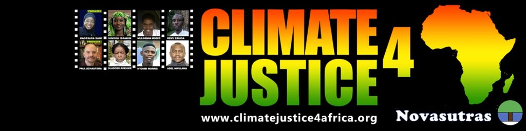 Climate Justice for Africa