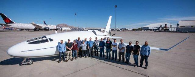 Над проектом работают специалисты Otto Aviation.  / Фото: images.squarespace-cdn.com