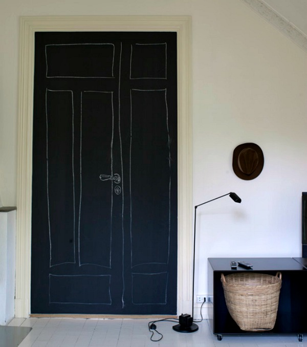 deur-schoolbordverf
