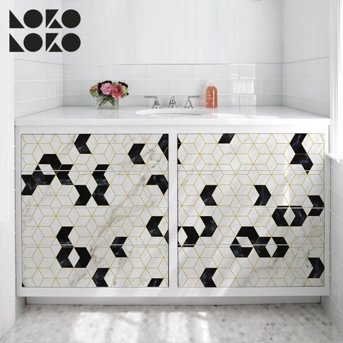 hexagonos-art-deco