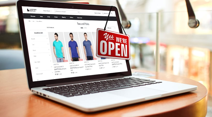 if you have an ecommerce you are open 24x7