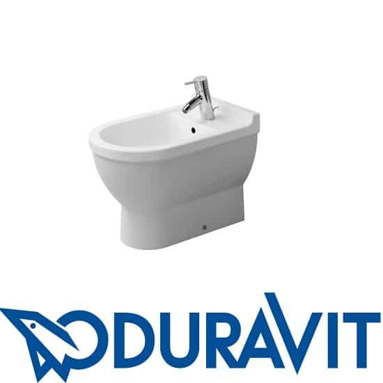 Duravit Piatti Doccia Ceramica.Bidet Duravit Serie Stark 3
