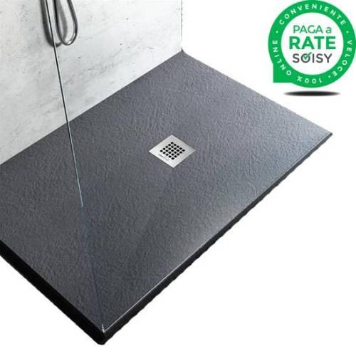 Piatto doccia per bagno moderno di facile installazione