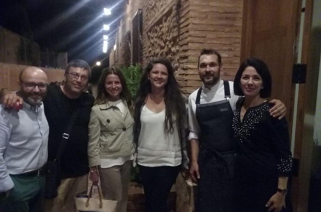 Asistimos al 10 aniversario de Slow food Valencia