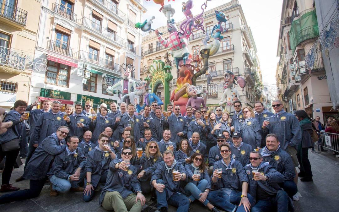 Bierwinkel celebra su 25 aniversario con Novaterra Catering Valencia