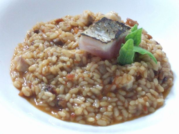 Arroz con Mujol -novaterracatering