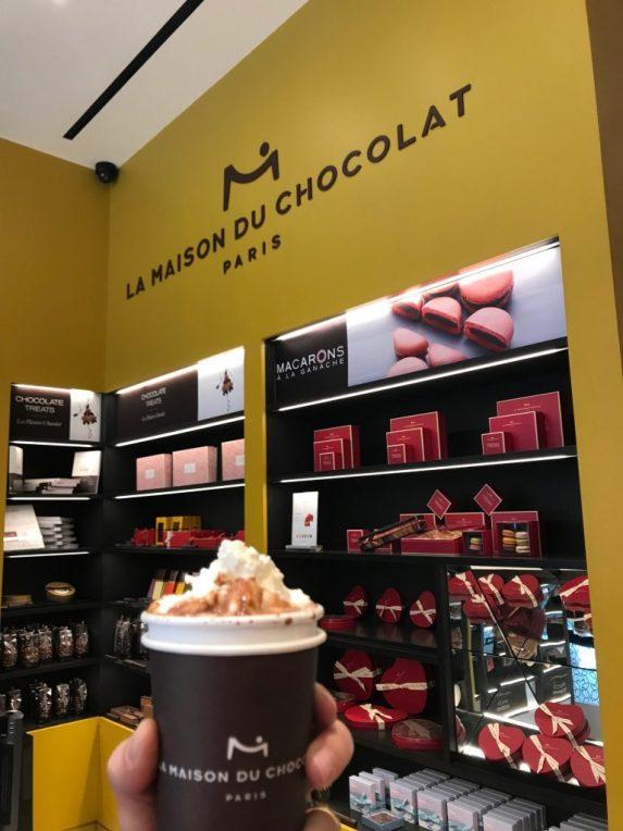 La Maison Du Chocolate tem diversas opções para comer sobremesas em Nova York