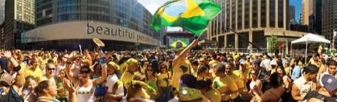 Brazilian Day - Nova York em setembro