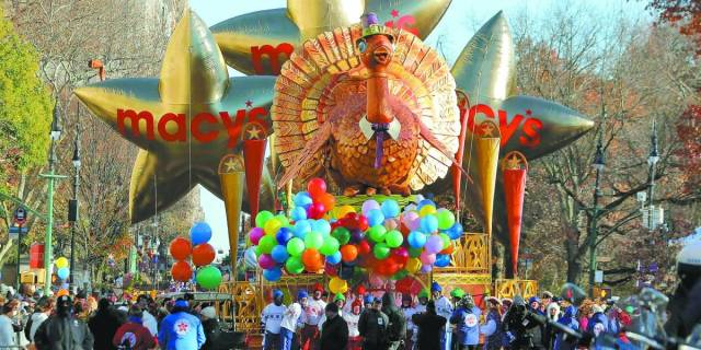 Desfile de Ação de Graças