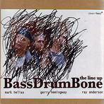 BassDrumBone, 'The line up' (Clean Feed, 2006)